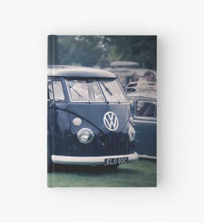 VW camper van Hardcover Journal