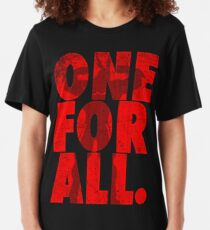 One for all  Slim Fit T-Shirt
