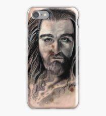Thorin Oakenshield Caffeine Shock iPhone Case/Skin