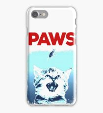 Kitty Jaws iPhone Case/Skin