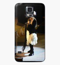 Rock ein wenig - Lady Nicks Hülle & Klebefolie für Samsung Galaxy