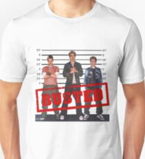 Busted circa 2002 Unisex T-Shirt