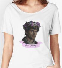 Hannibal - Go Away Women's Relaxed Fit T-Shirt