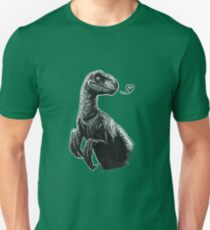 Raptor Kisses Unisex T-Shirt