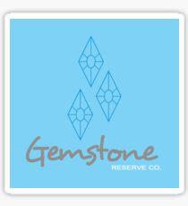 Gemstone Reserve Co. Sticker