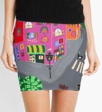Small Paris Mini Skirt