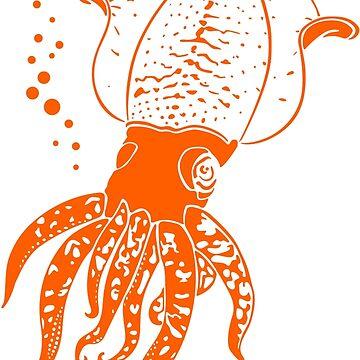 Squid by weirdotwin