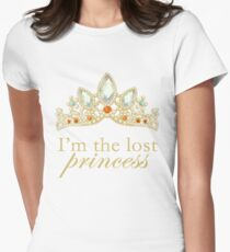 The Lost Princess Women's Fitted T-Shirt