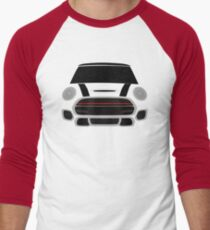Red italian Job Men's Baseball ¾ T-Shirt