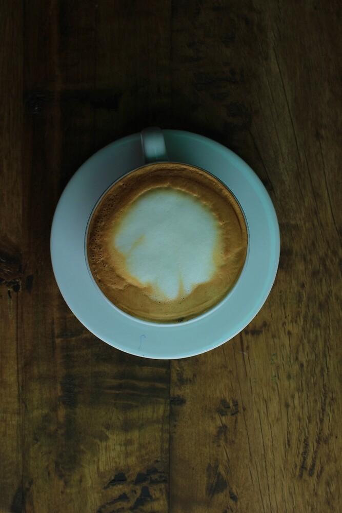Cappuccino in a Cup by rhamm