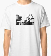 Grandfather Humour Godfather Joke Funny Comedy Classic T-Shirt