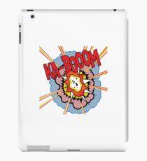 Ka-Boom!! Comics iPad Case/Skin