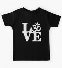 Om love Kids Clothes