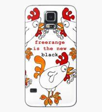 free range chooks Case/Skin for Samsung Galaxy
