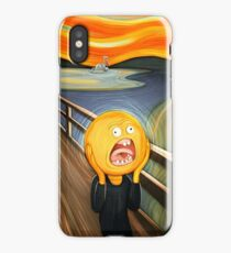 Rick and Morty - The Sun Scream iPhone Case/Skin