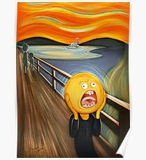 Rick and Morty - The Sun Scream Poster