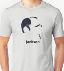 Jackson Pollock (Hirsute History) T-Shirt