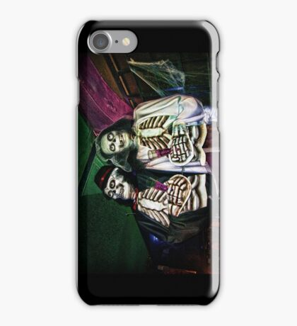 The Wedding of the Dead iPhone Case/Skin