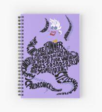 Ursula Spiral Notebook