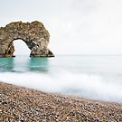 Durdle Door by Ian Middleton