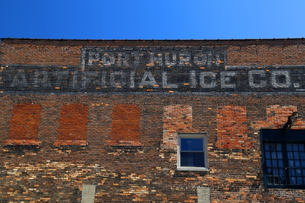 Port Huron Artificial Ice Company 2 by marybedy