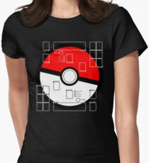 Ready to Battle - PKMN edition - DARK PRODUCTS Women's Fitted T-Shirt