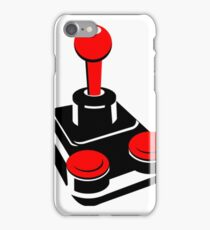 Shut up and play vintage! iPhone Case/Skin