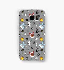 Ghibli Doodles Samsung Galaxy Case/Skin