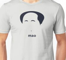 Mao Zedong (Hirsute History) Unisex T-Shirt