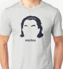 Michio Kaku (Hirsute History) T-Shirt
