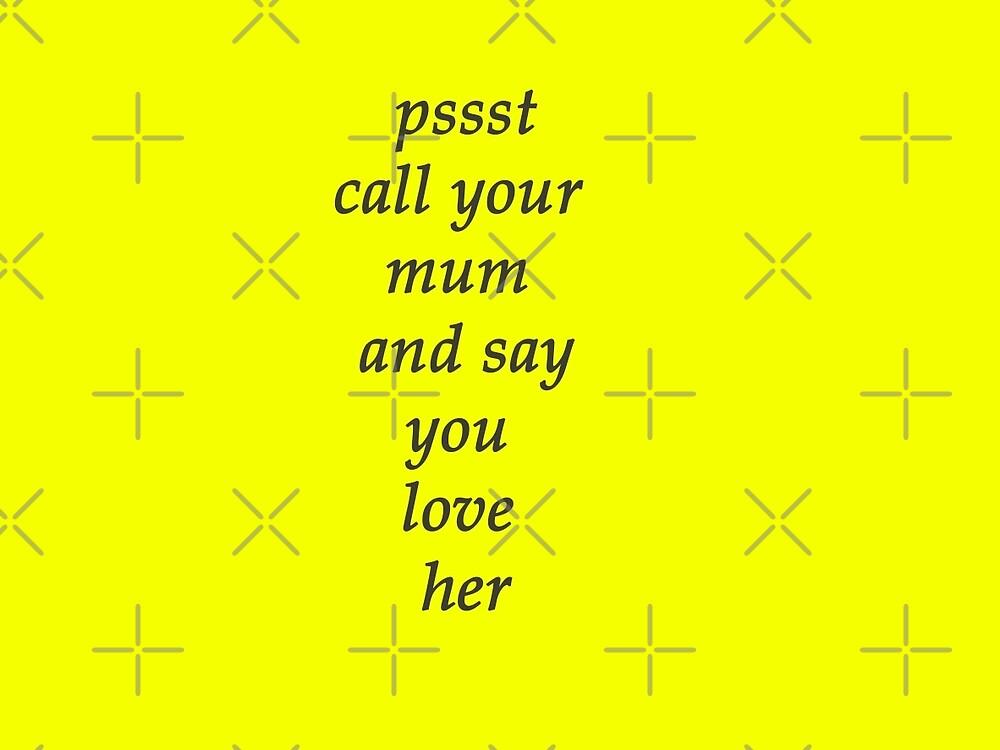 Mum by evolutionx