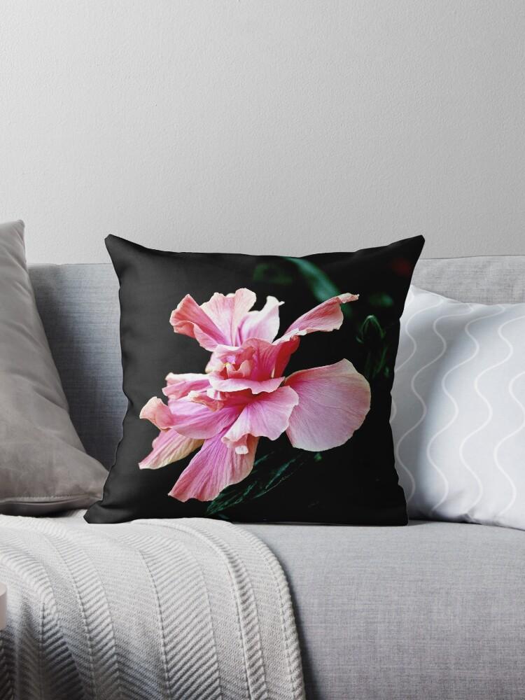 Tropical Pink Flower  by LjMaxx
