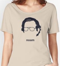 Noam Chomsky (Hirsute History) Women's Relaxed Fit T-Shirt
