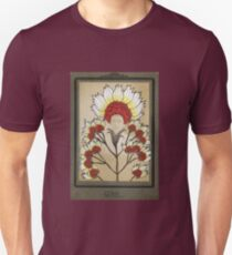 Red Flowers Bride Unisex T-Shirt