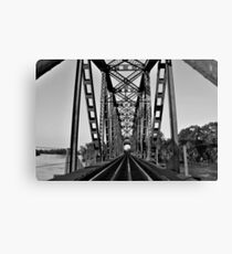 The Over Flow Canvas Print