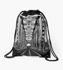 The Over Flow Drawstring Bag