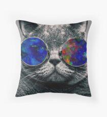 Interstellar Stella Throw Pillow