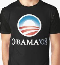 obama Graphic T-Shirt