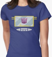 Soundwave Women's Fitted T-Shirt