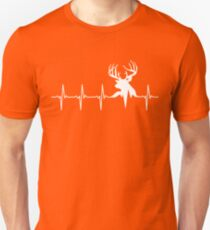 Hunting Deer Heartbeat Deer T-Shirt
