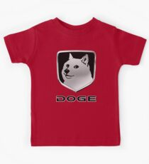 "Dodge Ram ""DOGE"" Logo Kids Clothes"
