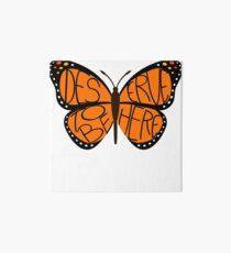 We Are All Monarchs  Art Board