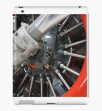 Engine Red iPad Case/Skin