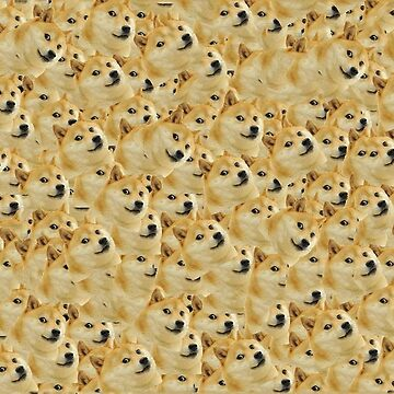 Doge All-Over Print by obamashirts
