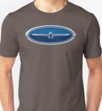 Ford Thunderbird Logo Meld Unisex T-Shirt