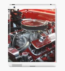 Engine iPad Case/Skin