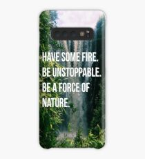 BE UNSTOPPABLE Case/Skin for Samsung Galaxy