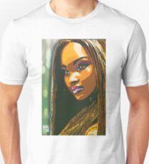 $IN CITY: JASMINE WEST Unisex T-Shirt