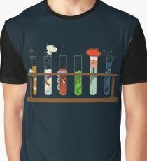 Muppet Science Graphic T-Shirt