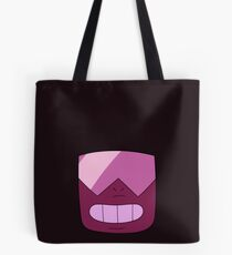Garnet Head Pillow: Smiling Tote Bag